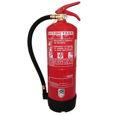 Extintor RRS Assistencia 6kg