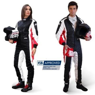 Fato RRS EVO Racer FIA