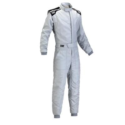 Fato OMP First S FIA - Prata