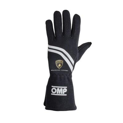 Luvas OMP DIJON Coleção Lamborghini FIA