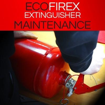 Manutenção Extintor RRS
