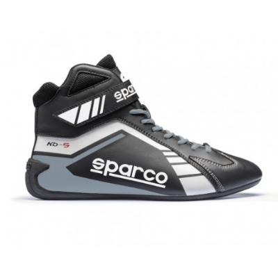 Botas Sparco KB5 - Preto/Cinzento