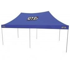 Tenda GT2i 6x3m Azul com Teto